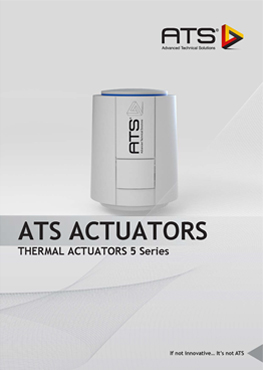 Thermic Actuator Catalogue